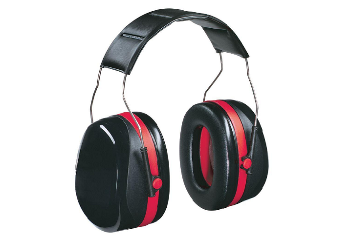 how do noise canceling earmuffs work